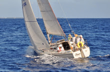 J/30 Cheers sailing Cayman Islands