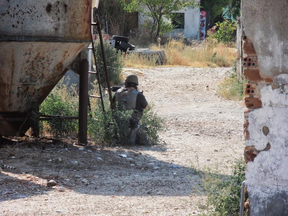 """Fotos de """"Operación Granja"""". 25-08-13. P8250032"""
