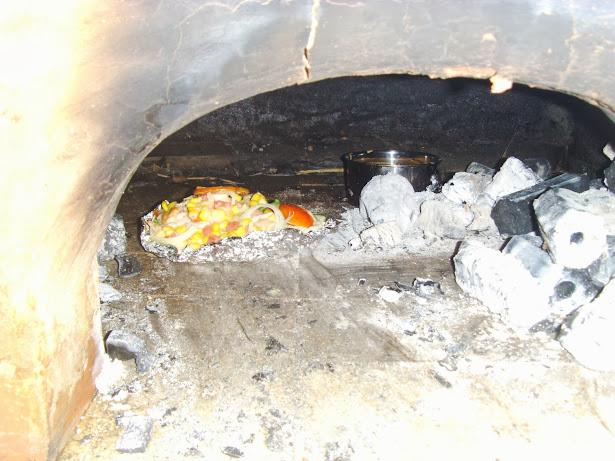 窯烤PIZZA