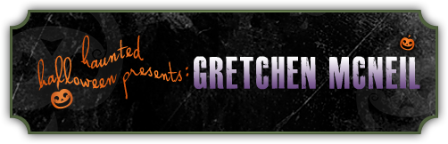Haunted Halloween with Gretchen McNeil and a giveaway!