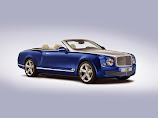 LOS ANGELES 2014 - Bentley present Grand Convertible Concept
