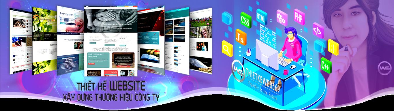 Thiết kế Website xây dựng thương hiệu công ty