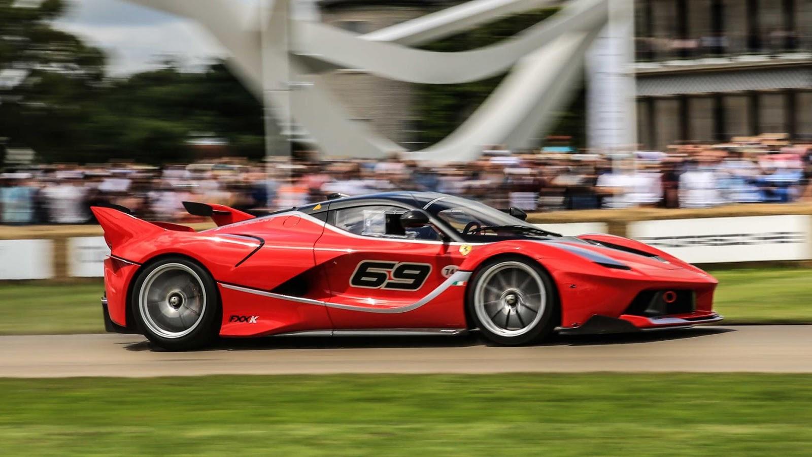 Goodwood Festival of Speed năm nay quá thành công & hoành tráng