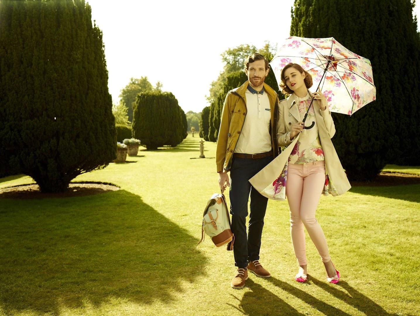*Ted Baker 英國紳士名媛時尚之路:S/S 2013 Collection! 1