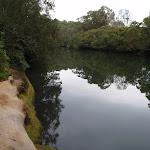 Rocky edge to Lane Cove river (55925)