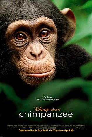 Disney Nature's Chimpanzee The Movie