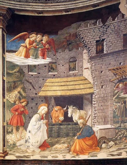 Fra Filippo Lippi - Nativity