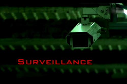 Inwigilacja / Surveillance (2006) PL.TVRip.XviD / Lektor PL