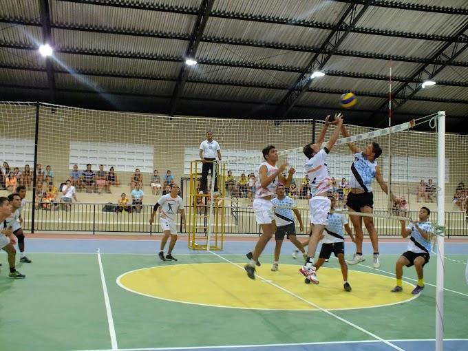 Currais Novos sedia fase final do Super Interiorano de Voleibol
