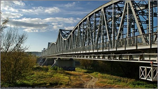 Puławy Most Ignacego Mościckiego