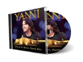 Yanni – Live at El Morro, Puerto Rico