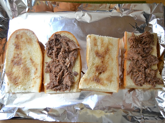 beef and bread