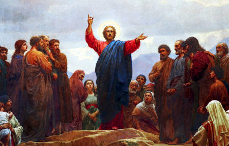 Jēzus Kalna sprediķis