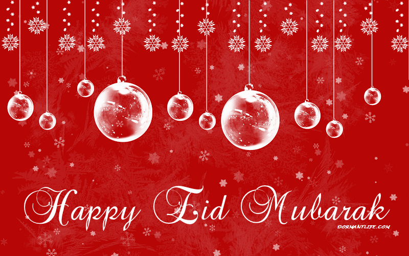 Happy Eid Greeting cards - Eid Ul Fitr 2014: Greeting, Cards And SMS