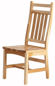 Solid Hickory Office Chairs