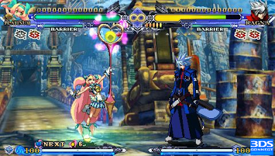 free BlazBlue Continuum Shift II  for psp
