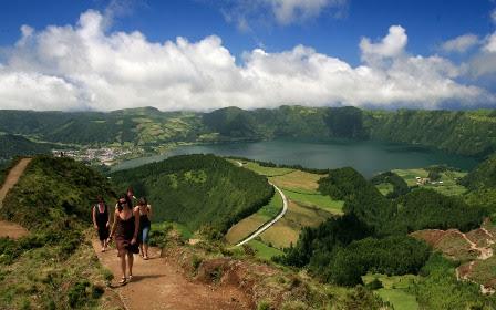 Férias noa Açores