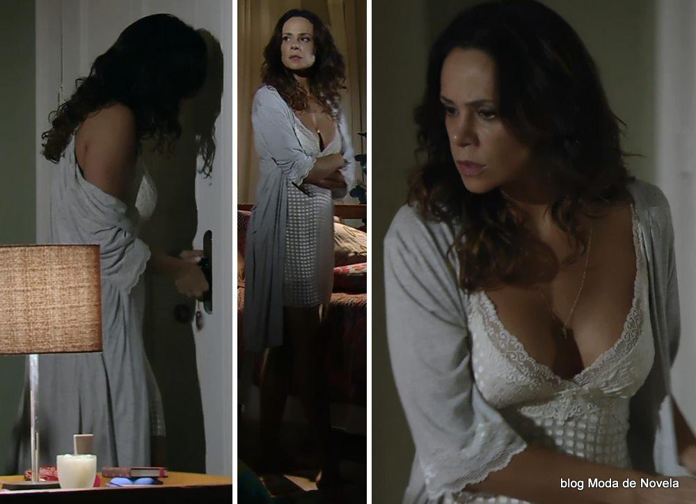 moda da novela Em Família - look da Juliana