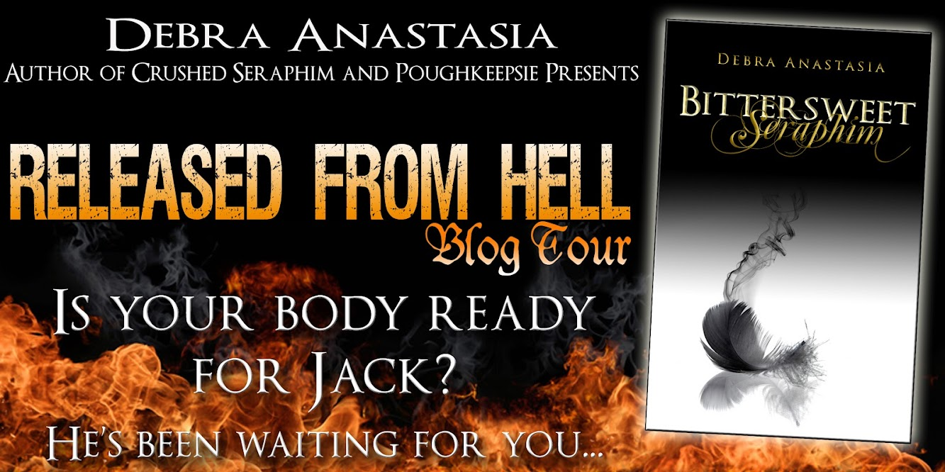 Tour: Guest Post & Giveaway: BITTERSWEET SERAPHIM by Debra Anastasia