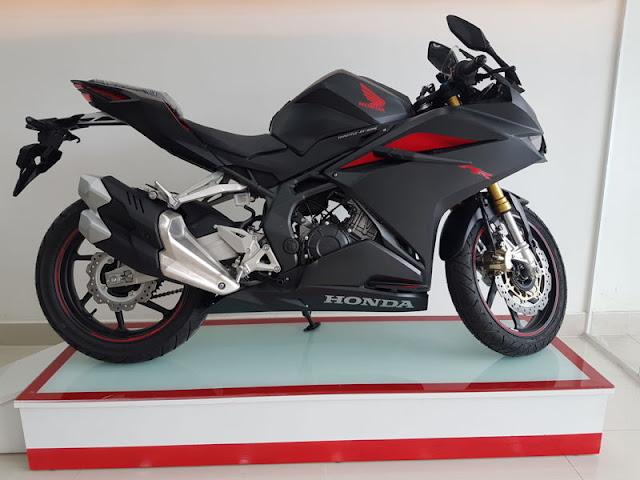 Honda CBR250RR ABS 2017 Thực Tế