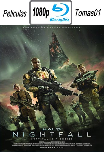 Halo: Nightfall (2014) BRRip 1080p