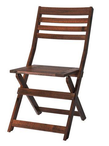 Sillas de exterior de ikea for Ikea muebles de exterior