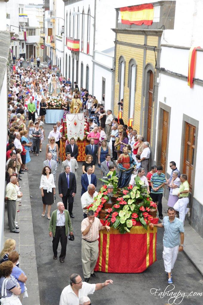 Fiesta Principal, San Pedro Apóstol
