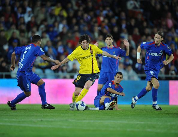 Prediksi Pertandingan Bola Getafe Vs Real Madrid 14: Prediksi Skor Pertandingan Barcelona Vs Getafe (La Liga