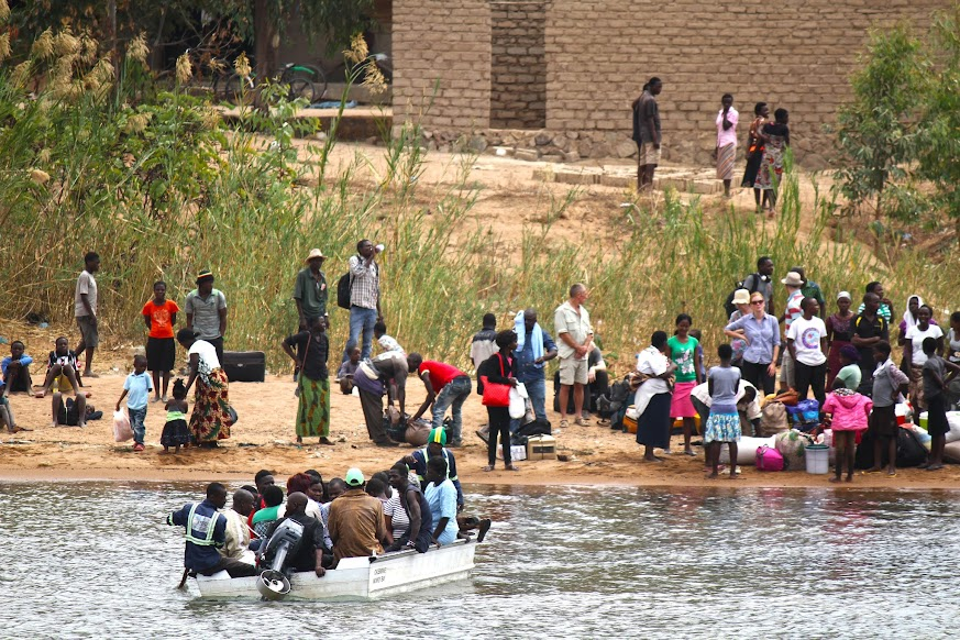 Aventuras no lago Malawi a bordo do ILALA FERRY (tudo que precisa de saber) | Malawi