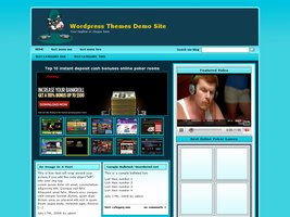 Online Casino Template 98