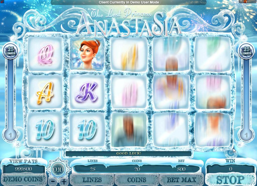 Казино принцесса анастасия online казино шаблон для ucoz