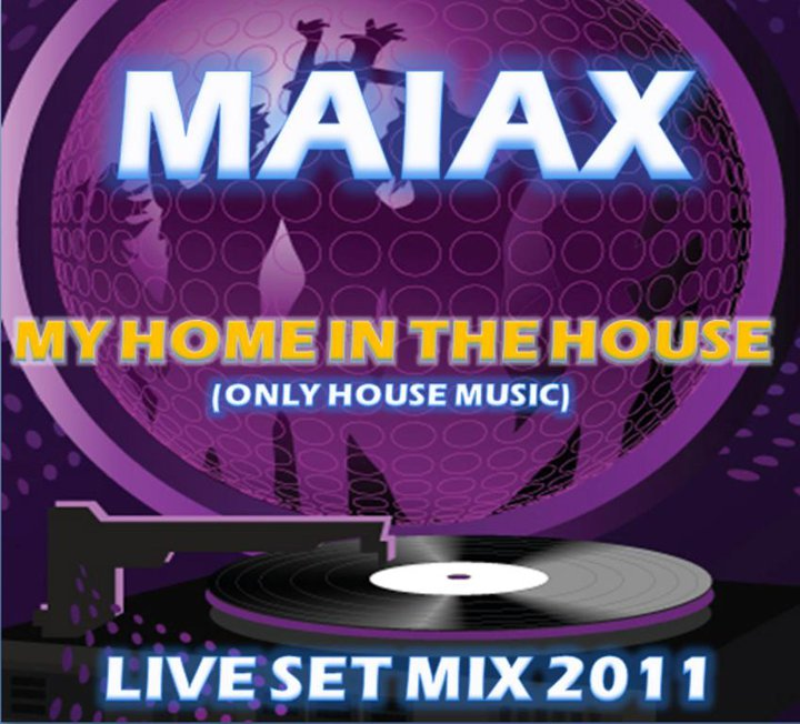 Dj zorak set track maiax my home in the house for House music set