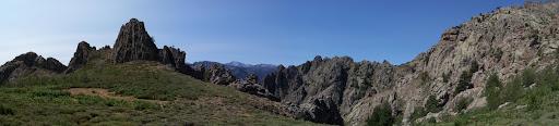 Sur le plateau d'Alsatu
