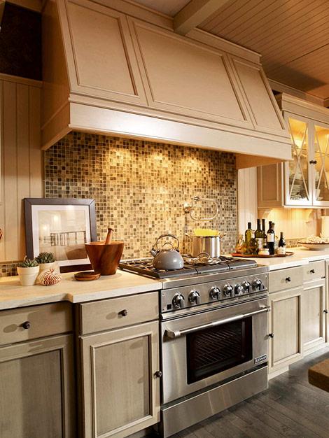 Haus Design: Beautiful Backsplashes