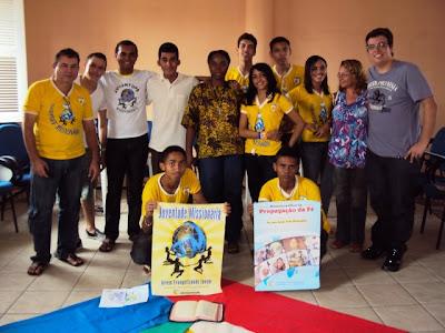Escola de Formação Missionária no Ceará