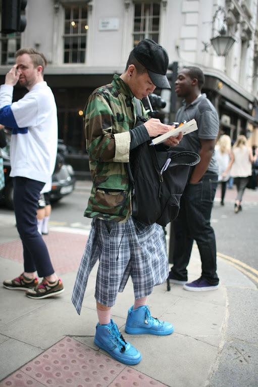*英國倫敦時裝周場外街拍:攝影師Kuba Dabrowski捕捉街頭英倫紳士! 32