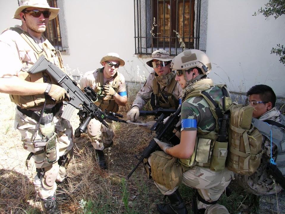 """Fotos de """"THE FINAL WAR"""". La Granja. 23-06-13 PICT0065"""