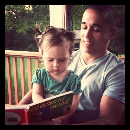 Reading with Uncle