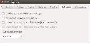 Descargar de YouTube con interfaz gráfica o desde un terminal