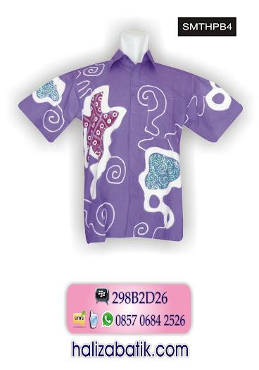 grosir batik pekalongan, Busana Batik, Baju Batik Modern, Model Batik
