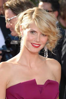 Celebrity Wavy Updo Hairstyles - 2011 wavy updo hairstyle Ideas