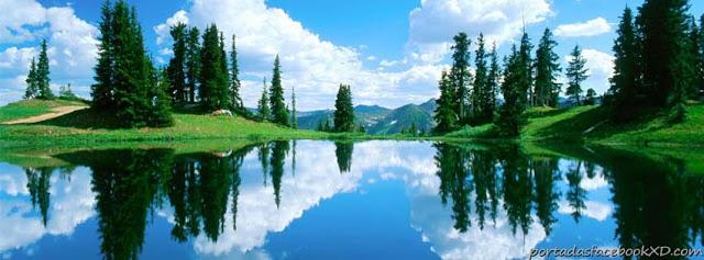 paisaje, foto, portada de facebook