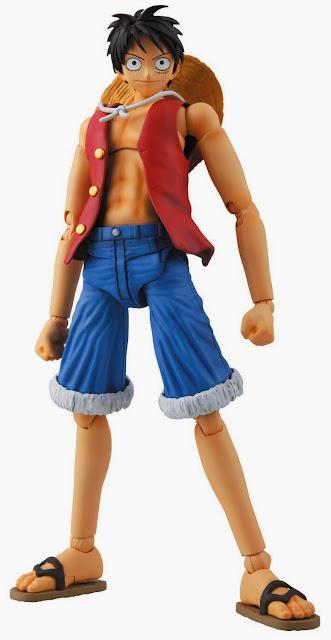 Mô hình Vua hải tặc Monkey D. Luffy tỷ lệ 1/8 cao 25 cm