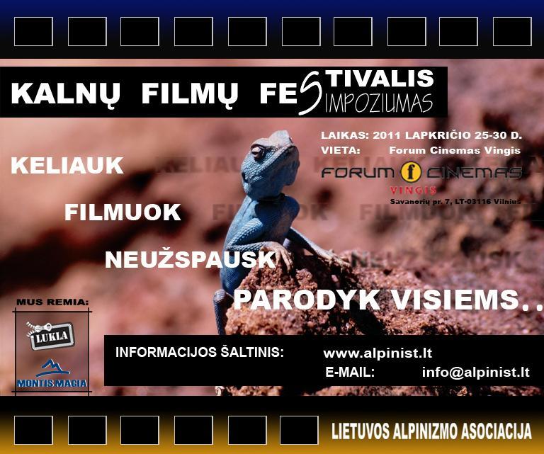 Kalnų filmų festivalis