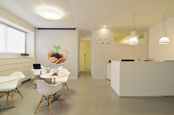 Modern Ofis Anlayisi ve Dekorasyon Fikirleri