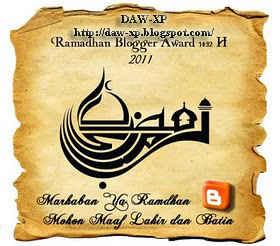 ramadhan award 2011