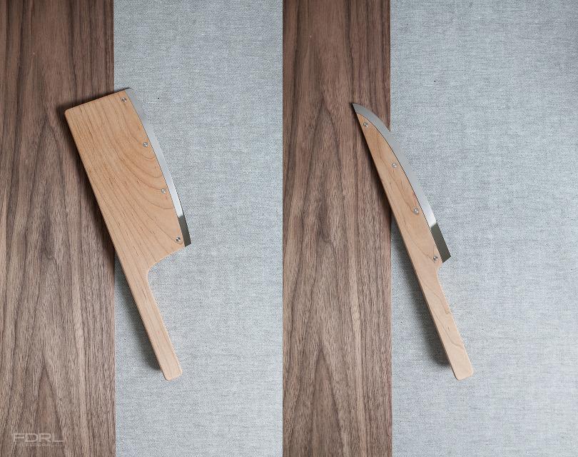 *FDRL輕量木質菜刀:兼具美觀與實用性的! 3