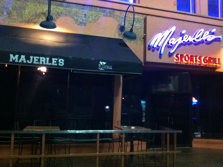Majerle's Sports Grill downtown Phoenix