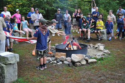 Split Rock Campout 2011