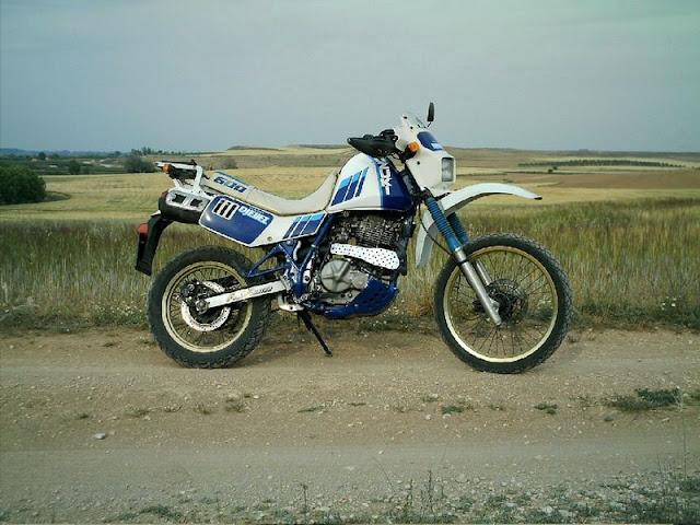Cambio Suzuki Djebel 600 por Sanglas IMAG0072